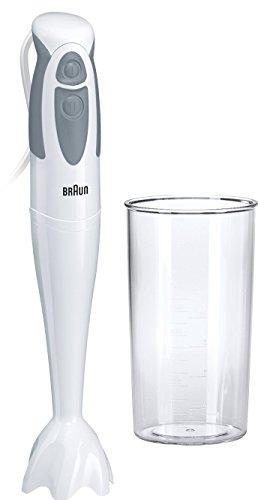 Braun MultiQuick 3 MQ 300 Soup Stabmixer, 550 W, Set System, PowerBell Technologie - 1