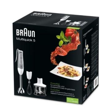 Braun Multiquick 5 MQ 535 Sauce Stabmixer (600 W) grau - 2