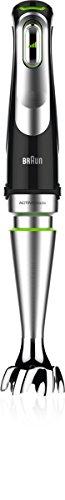 Braun MultiQuick 9 MQ 9005X Stabmixer, 1.000 W, EasyClick System Plus, ACTIVEBlade Technologie - 7