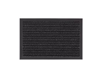Carpido Wanda, FS0611080040, Sauberlauf-/Tuer-/Fussmatte, fuer den Innenbereich, 100% Polypropylen, 80 x 120 cm, grau - 1