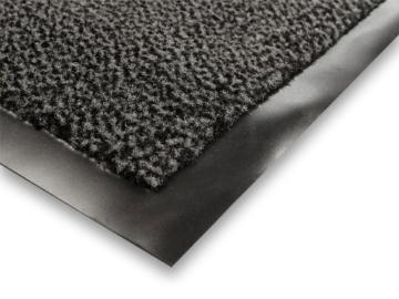 casa pura® Premium Fußmatte / Sauberlaufmatte für Eingangsbereiche   Fußabtreter mit Testnote 1,7   Schmutzfangmatte in 8 Größen als Türvorleger innen und außen   anthrazit - grau   60x90cm - 2