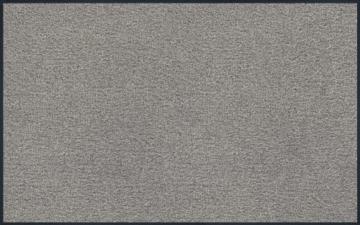Fußmatte Hellgrau 75x120 cm - 1