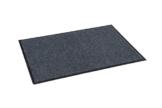 Fußmatte innen / außen dunkelgrau, waschbar, 120 x 180 cm, rutschfest, Türmatte, Schmutzfangmatte, Sauberlaufmatte, Eingangsbereich - 1