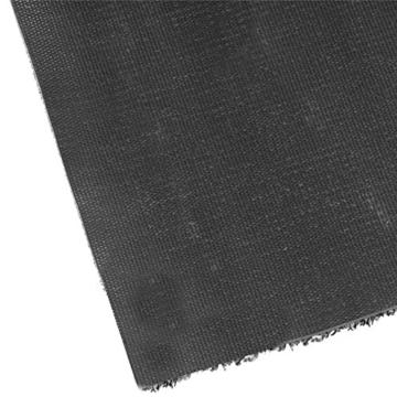 Fußmatte Karat für Eingangsbereiche | extra saugstarke Schmutzfangmatte aus Baumwolle | rutschfest | waschbar | zahlreiche Größen | viele Farben | 60x100 cm | Grau - 4