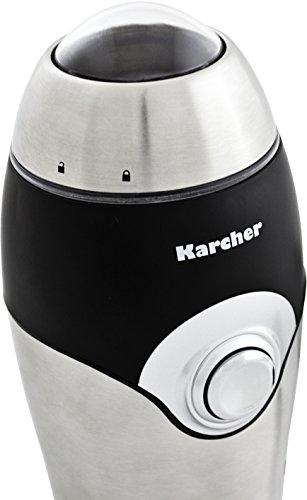 Karcher UM 620 Universalmühle & Küchenmaschine (elektrisch, ca. 50 g Kapazität, Sicherheitsverschluss) edelstahl - 3