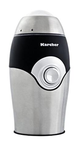 Karcher UM 620 Universalmühle & Küchenmaschine (elektrisch, ca. 50 g Kapazität, Sicherheitsverschluss) edelstahl - 1