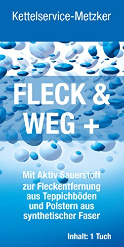 Kettelservice-Metzker® Schmutzfangmatte | Sauberlaufmatte | versch.Farben & Größen | incl.Fleckentferner | grau-schwarz meliert 60 x 90 cm - 4