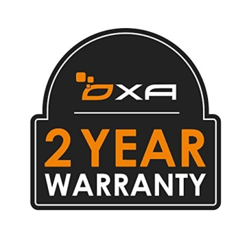 OXA Leistungsstarker 4-in-1 Stabmixer, Schwarz, 600 Watt - 8