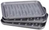RUCO V300 Schuhabtropfschalen, 3er Set - 1