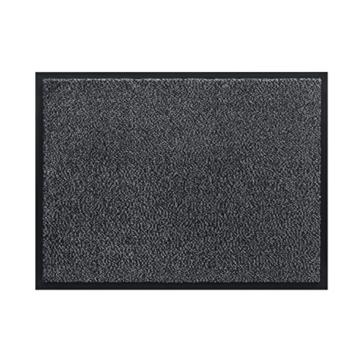 schmutzfangmatte anthrazit schwarz 90 x 150 cm fu matte t rmatte fu abtreter schmutzmatte. Black Bedroom Furniture Sets. Home Design Ideas