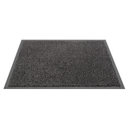 Schmutzfangmatte Anthrazit-Schwarz 90 x 150 cm Fußmatte Türmatte Fußabtreter Schmutzmatte Sauberlaufmatte - 1