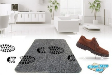 Schmutzfangmatte Clean Step Mat Magic anthrazit - 4