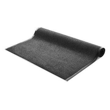 Schmutzfangmatte Schmutzfangläufer SKY | anthrazit | ideale Größe wählbar, Meterware (200x120cm) - 2