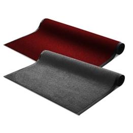Schmutzfangmatte Schmutzfangläufer SKY | anthrazit | ideale Größe wählbar, Meterware (200x120cm) - 1