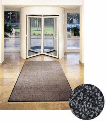 Schmutzfangmatte SKY - Testsieger - Fußmatte in 15 verschiedenen Größen - anthrazit-schwarz - 3