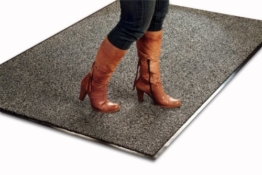 Schmutzfangmatte SKY - Testsieger - Fußmatte in 15 verschiedenen Größen - anthrazit-schwarz - 1