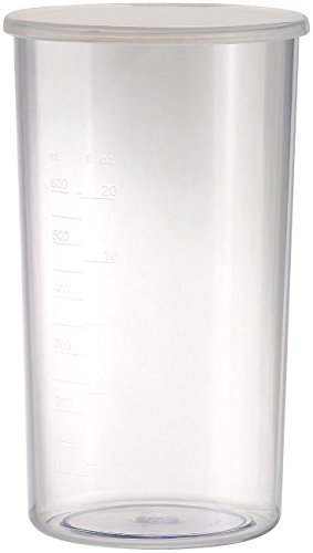 Sichler Haushaltsgeräte Stab-Mixer: Edelstahl-Akku-Stabmixer, 15 Min. Laufzeit, 120 W, spülmaschinenfest (Akku-Mixer) - 4