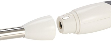 Sichler Haushaltsgeräte Stab-Mixer: Edelstahl-Akku-Stabmixer, 15 Min. Laufzeit, 120 W, spülmaschinenfest (Akku-Mixer) - 7