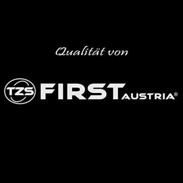 TZS First Austria - 600 Watt 3 in 1 Stabmixer Set mit Edelstahl Pürierstab   hitzebeständig   4 Klingen   2 Geschwindigkeitsstufen und Feinregler   elektrischer Schneebesen - 8