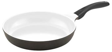 3er Set culinario Bratpfannen, Ø 20, 24 und 28 cm, anthrazit, antihaft und induktionsgeeignet - 4