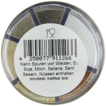 Brunner Campingartikel Gewürzstreuer 6 Versch. Gewürze, 1er Pack (1 x 72 g) - 4
