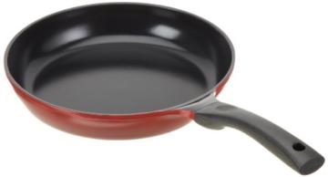 Culinario Bratpfanne mit umweltfreundlicher Ecolon Keramik-Beschichtung, Induktion, Ø 28 cm, rot - 1