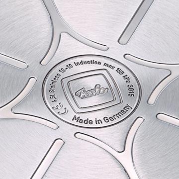 Fissler Schnellkochtopf Edelstahl vitavit premium / 2.5 Liter Dampfkochtopf 18 cm Durchmesser / Induktion, Gas, Ceran, Elektro / 620-100-02-070/0 - 3