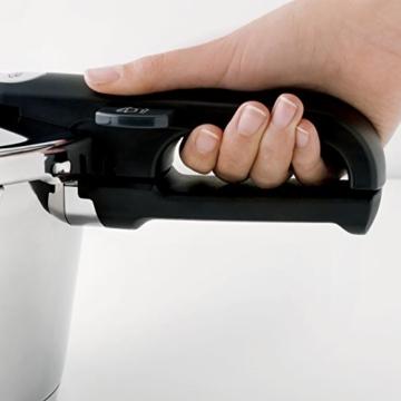 Fissler Schnellkochtopf Edelstahl vitavit premium / 2.5 Liter Dampfkochtopf 18 cm Durchmesser / Induktion, Gas, Ceran, Elektro / 620-100-02-070/0 - 4