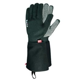 Profi-Grillhandschuhe, Handschuhpaar, Schwarz - 1