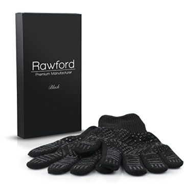 Rawford Ofenhandschuhe,bis zu 500 °C, 1 Paar - 2