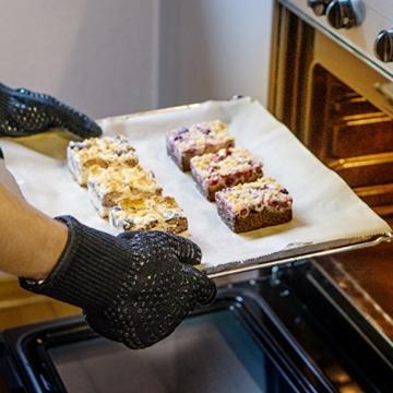 Rawford Ofenhandschuhe,bis zu 500 °C, 1 Paar - 4
