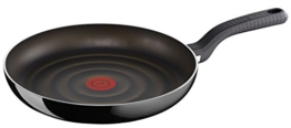 Tefal So Intensive D50306 Pfanne, 28 cm, antihaftversiegelt, schwarz/metallic - 1