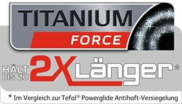 Tefal So Intensive D50306 Pfanne, 28 cm, antihaftversiegelt, schwarz/metallic - 4