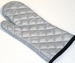 Wenko Grill-Handschuh metallisiert extra lang - 1