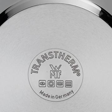 WMF 0796279990 Perfect Pro Schnellkochtopf, Cromargan Edelstahl Rostfrei 18/10, induktionsgeeignet, edelstahl, Ø 22 cm, 2-teilig Set - 4