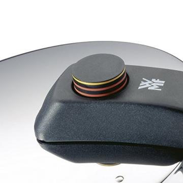 WMF Perfect Schnellkochtopf 4,5l ohne Einsatz Ø 22cm Made in Germany Innenskalierung Cromargan Edelstahl induktionsgeeignet - 9